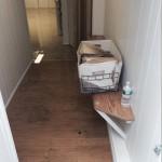 Tinley-Parkhallway-flood-damage-repair